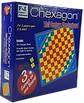 1 Game Included.png The Chexagon Board and Games