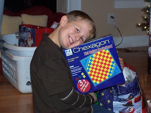 Chexagon Board and Games