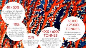 Concilier crème solaire et préservation des coraux, c'est possible !