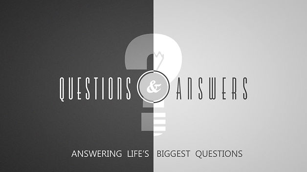 Questions & Answers Title Slide no logo.