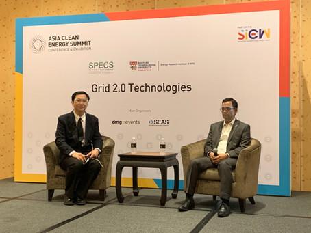 Singapore International Energy Week 2020