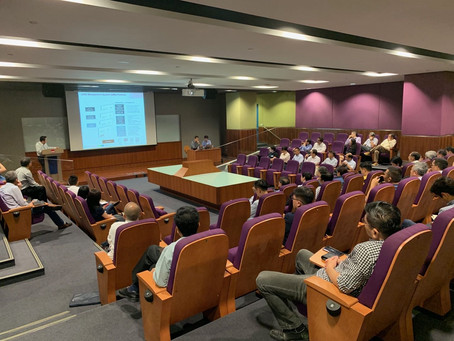 SPECS Workshop with Technology Development Center at ITE Central