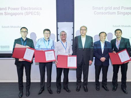 SPECS and CoolestSG Consortium launch