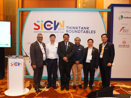EMA Grid 2.0 Roundtable @ SIEW 2019