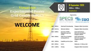 SWA Virtual Visit to 1MW EPGC Facility