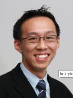 Mr. Kok Yixiong