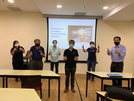 SPECS 2-Day IP Management & IP Commercialisation Workshop