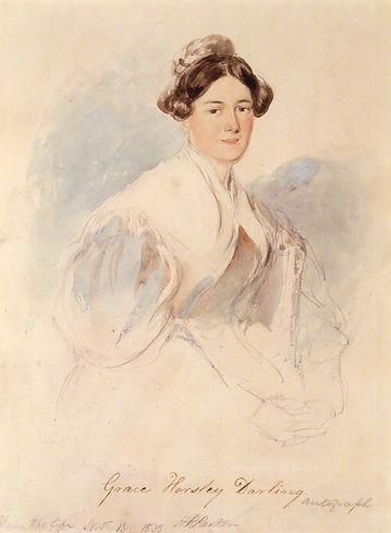 Grace Horsley Darling drawn from life 20