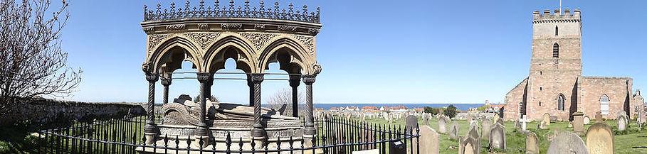 Grace Darling Memorial, St Aidans.jpg