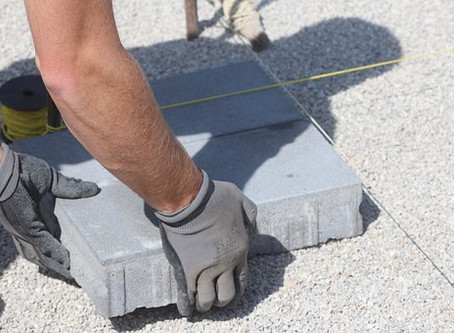 8 Easy steps to lay a patio