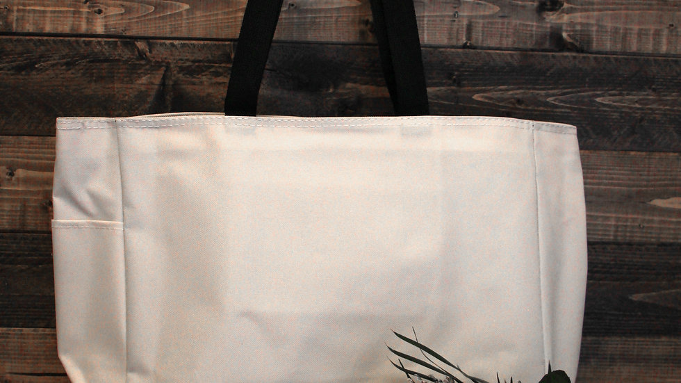Customizable Deluxe Tote