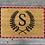 Thumbnail: Monogrammed Wreath Doormat