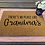 Thumbnail: There's No Place Like Grandma's Doormat