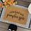 Thumbnail: Pumpkin Spice Doormat