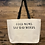 Thumbnail: Good Moms say Bad Words Deluxe Tote