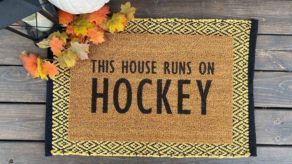 This House Runs on Hockey