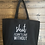 Thumbnail: Sh*t I can't Live without Deluxe tote