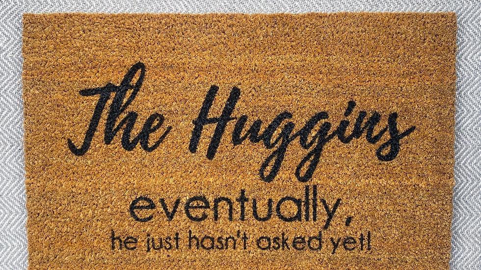 Eventually... Doormat