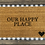 Thumbnail: Our Happy Place Doormat