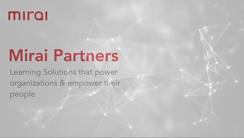 Mirai Partners