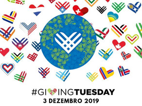 Já ouviu falar do Giving Tuesday?