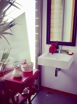 Quarto de banho serviço