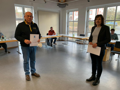 Wilhelm Fuchs neuer Ortsvorsteher in Auel