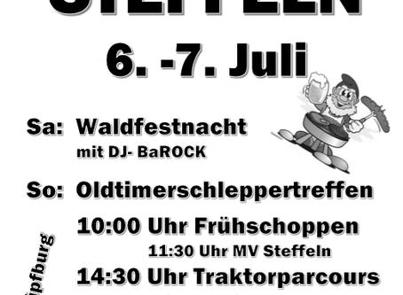 Waldfest Steffeln 2019