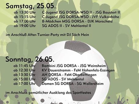 Sportfest in Auel