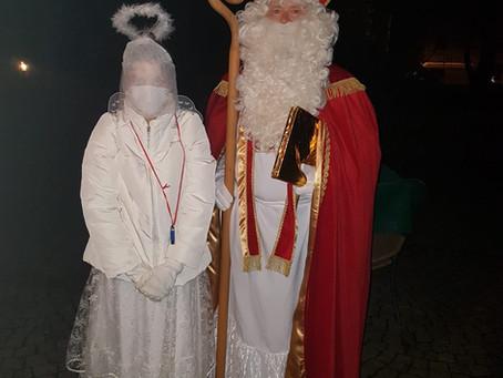 Nikolausabend in Steffeln, Auel und Lehnerath