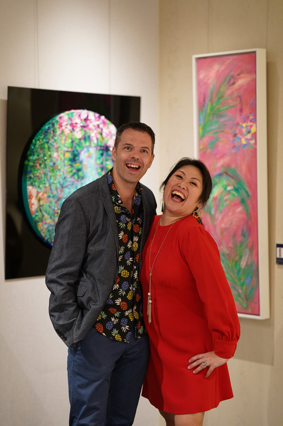 Mishell Leong_Singapore Solo Exhibition 2020