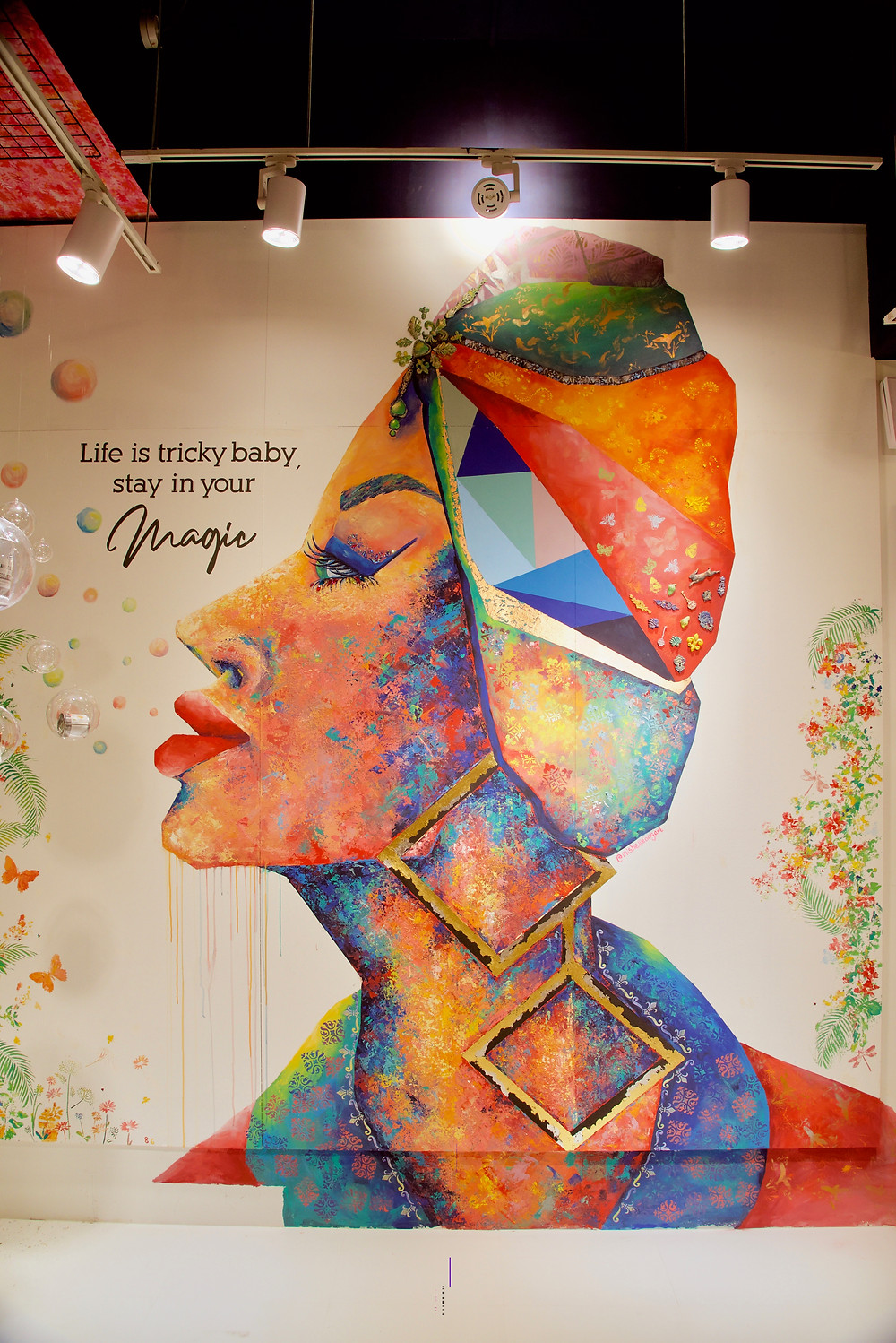 Mural Art by Mishell Leong