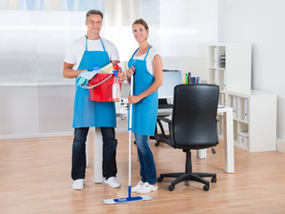 Vous Avez Besoin d'une Femme de ménage pour vos Travaux de Nettoyage ?