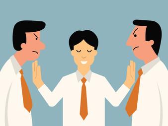 El conflicto y sus medios de solución, Autocomposición (conciliación y mediación).