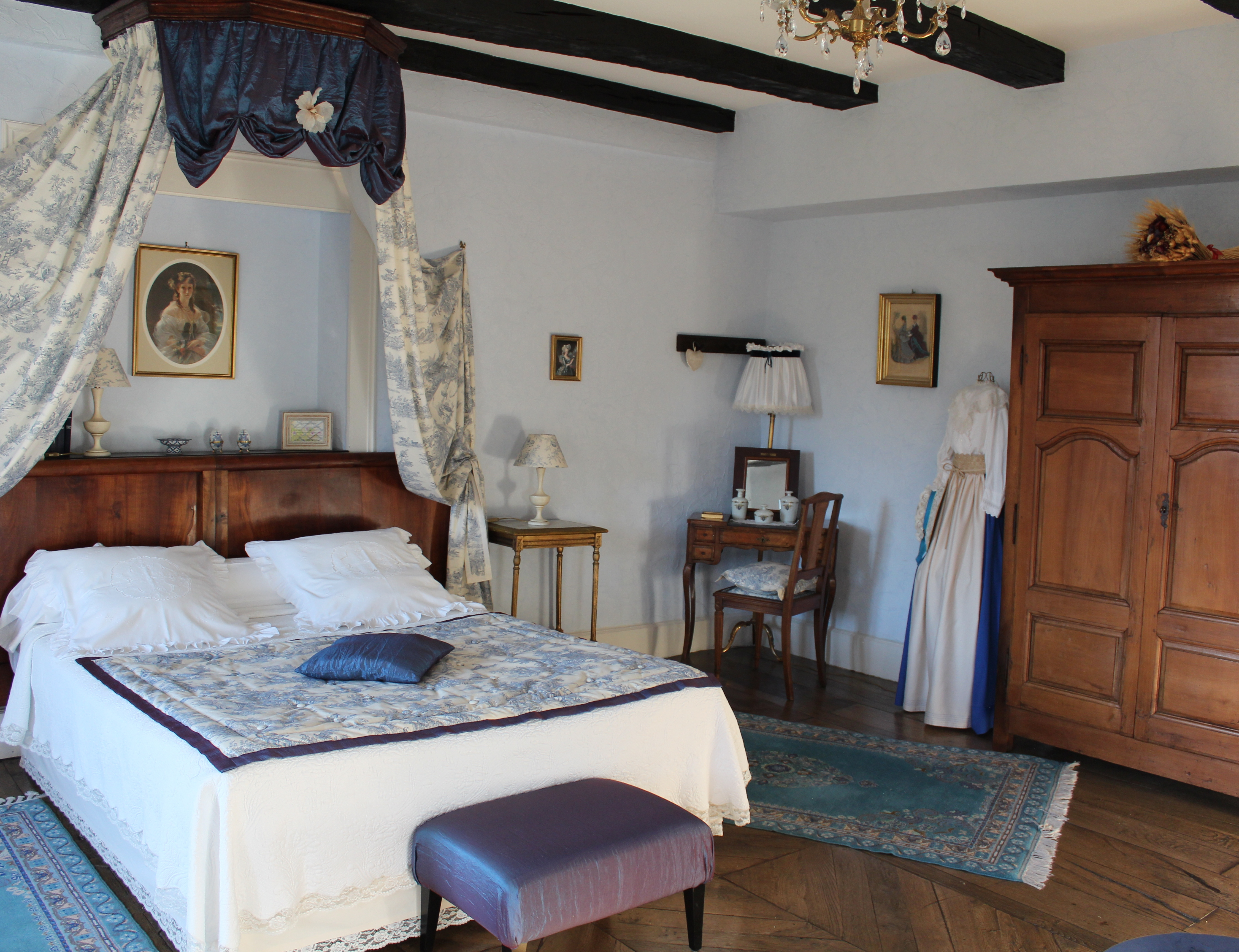HEURES BLEUES Chambre D hotes Aveyron Occitanie