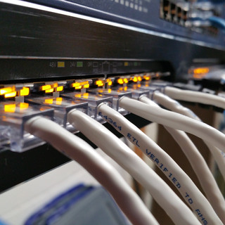 Network Switch for VoI System