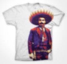 Uaxak Stencil T-shirts