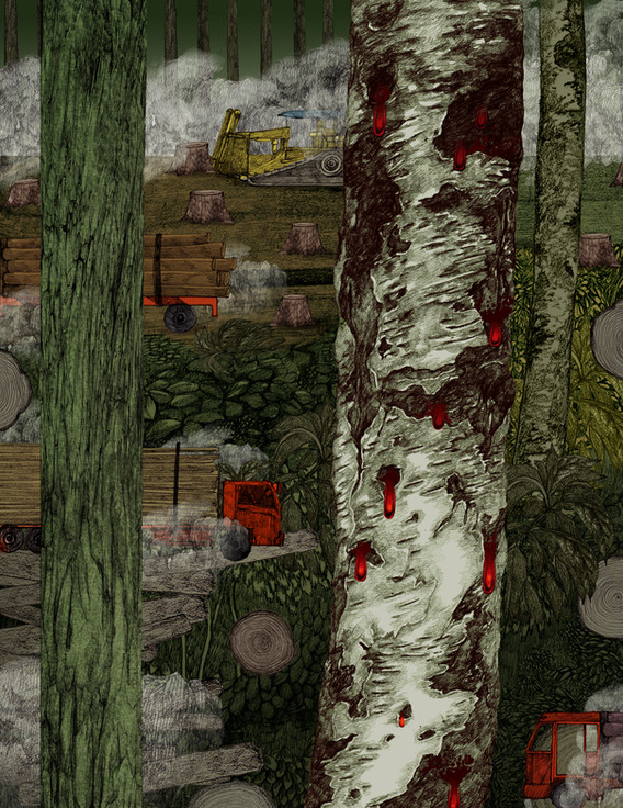 LucilleClerc-LAFORET1-deforestation.jpg