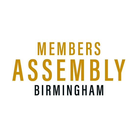 Members Assembly - Birmingham