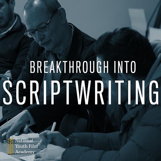 Breakthrough into Scriptwriting Spring Programme