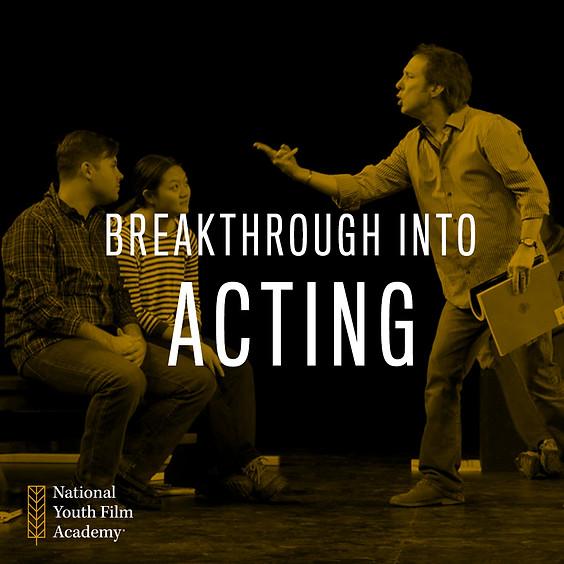 Breakthrough into Acting Summer Programme