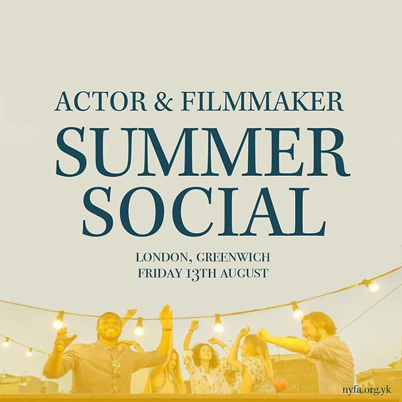 NYFA Summer Social