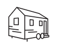 Icône tiny house