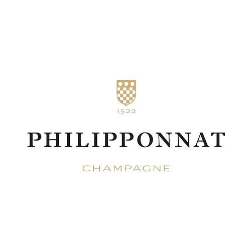 Bottle of Champagne Philipponnat