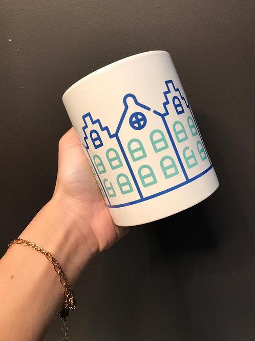 Mug - Maisons Belges