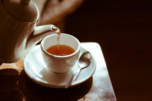 Belgian Tea Time