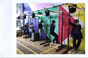 Virtual reality at Imagine Belgium