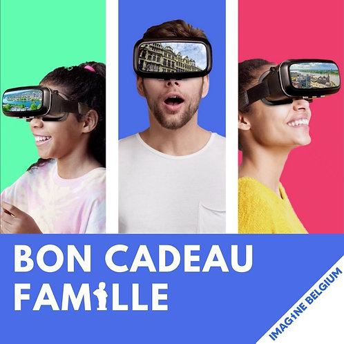 Bon Cadeau - Ticket Flybox - Famille