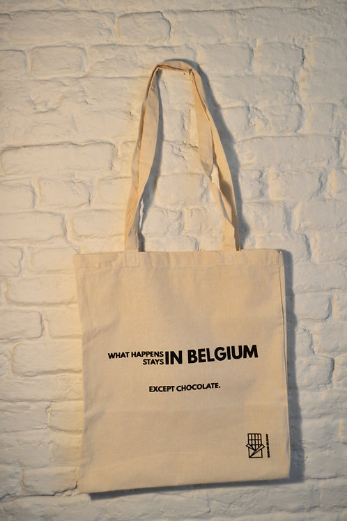 Tote Bag - Belgian Chocolate 2