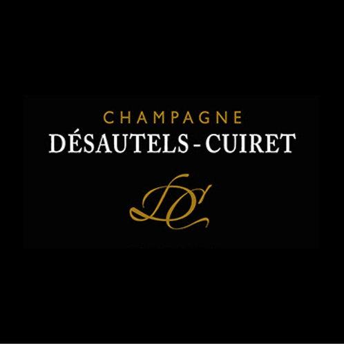 Bottle of Champagne Desautels-Cuiret